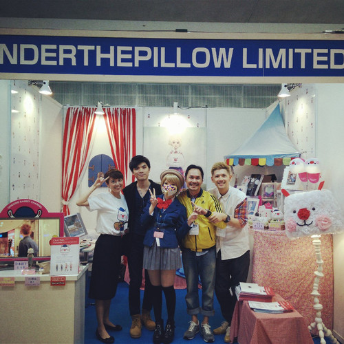 5th Licensing Japan 2015 International trade show for CHARACTER & BRAND business