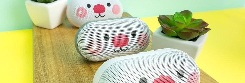 Sing Sing Rabbit Lovely Modeling Bluetooth Player Speaker