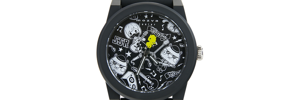 Sing Sing Rabbit X Mozva Junior Rock Band Watch (Limited Edition)