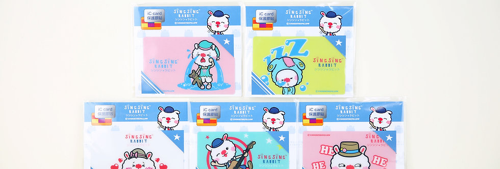 IC Card Stickers