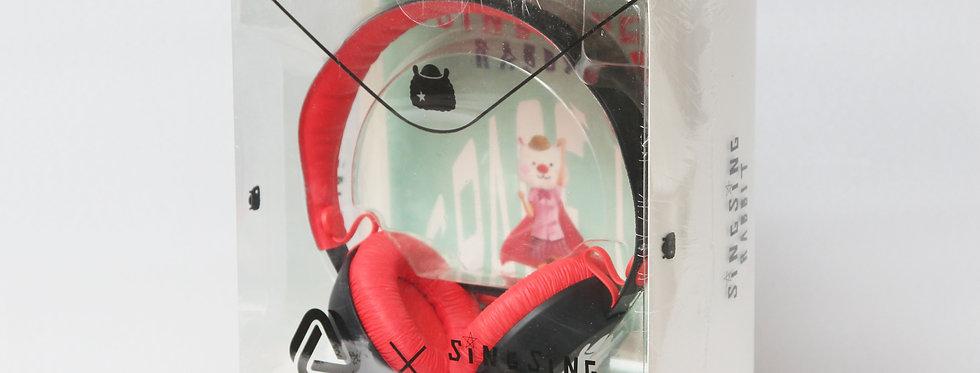 Coloud X SSR Ltd Edition Headphone + CD
