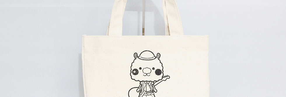 Sing Sing Rabbit 3rd Anniversary Tote Bag (Small)