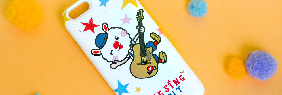 Sing Sing Rabbit Knot Japanese Style 6 Function Multi Purpose iPhone Case (6/6S)