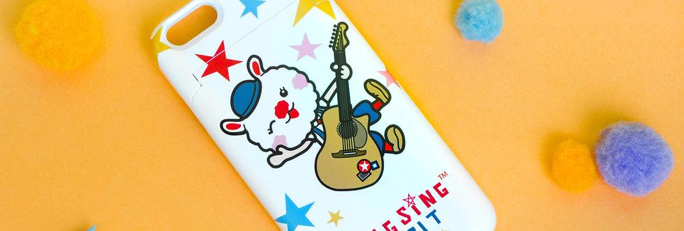 Sing Sing Rabbit Knot Japanese Style 6 Function Multi Purpose iPhone Case (6/6S)
