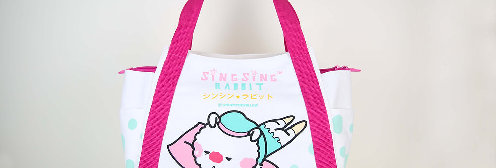 Sing Sing Rabbit Point Bag (Large)