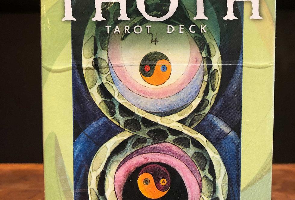 Thoth Tarot Deck - Oversized