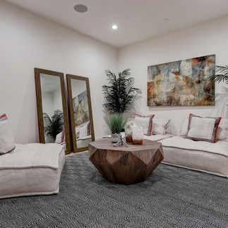 Manahattan Beach Study Room Home Staging