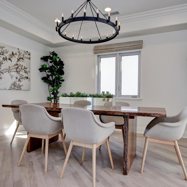 Hermosa Beach Modern Dining Room Home St