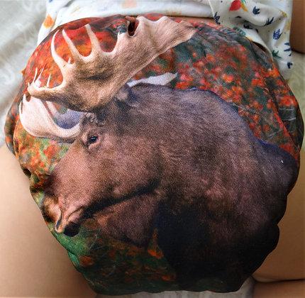 Plaid Moose