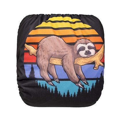 Retro Sloth