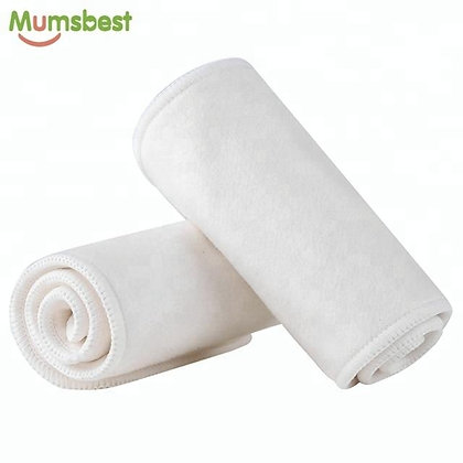 4-Layer Bamboo Cotton Insert