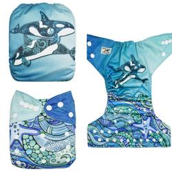 Orca Doodles