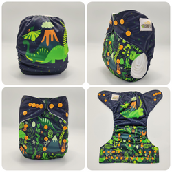 Dinos & Volcanos