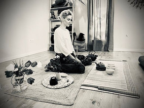 """""""The tea ceremony is only the beginning."""