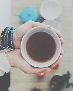 If it's monday it's #teaceremony 💫_🔅_#