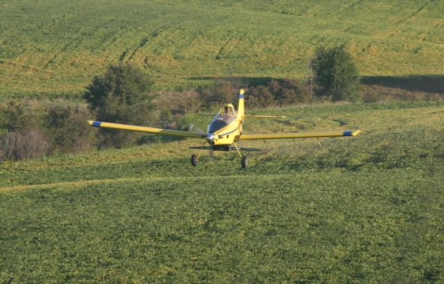 Aerial Application Pros & Cons
