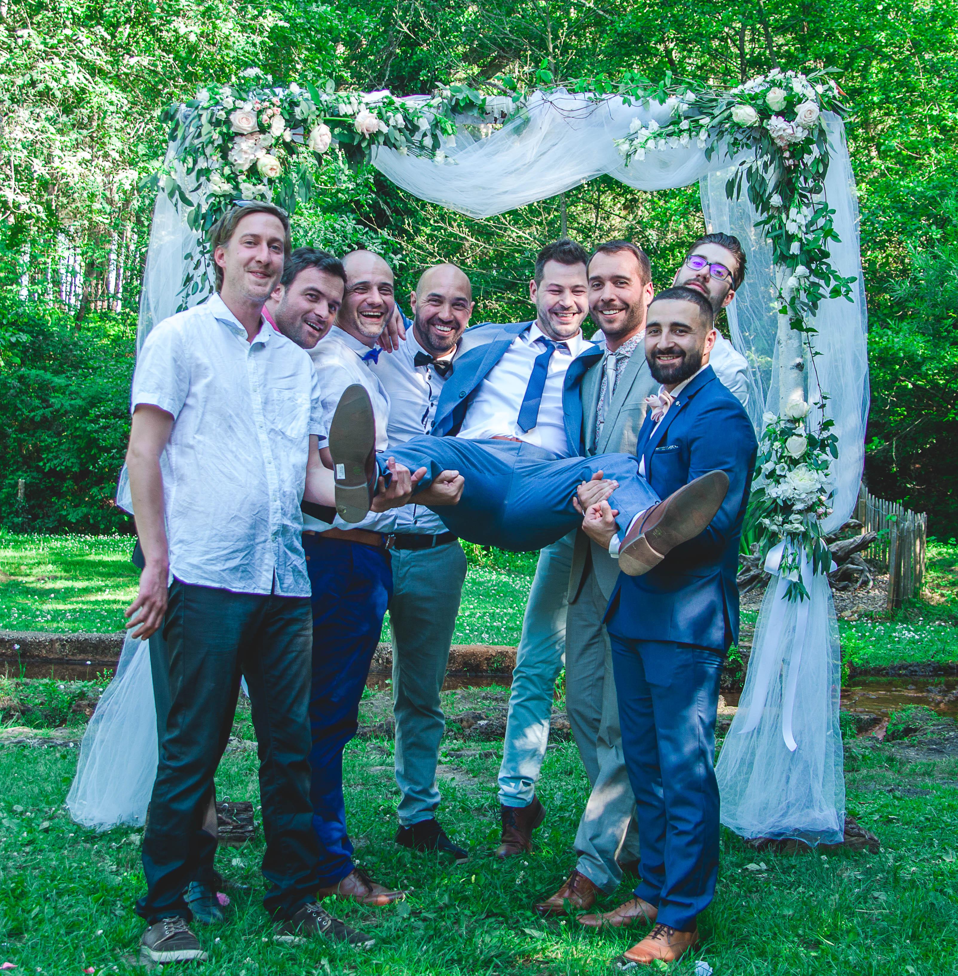 Porter du marié
