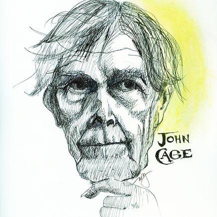 Compsiteurs John Cage