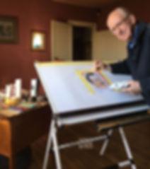 Michael Johnson Portraitiste