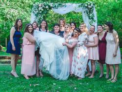 Porter de la mariée