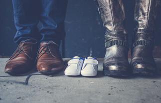 Tailles des pieds