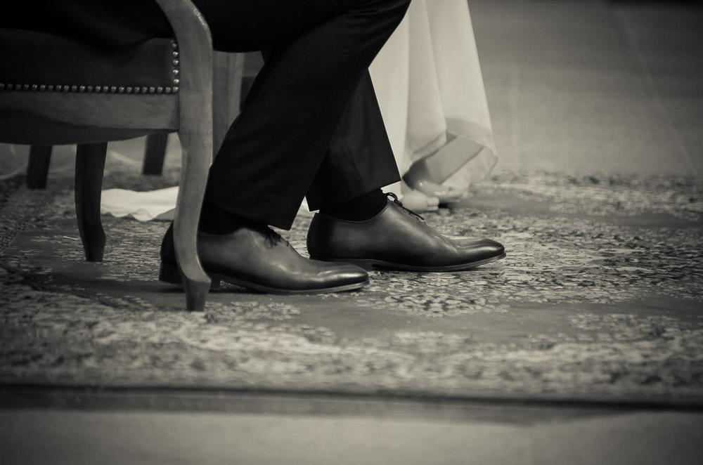 Jeu de pieds