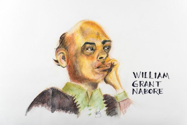 William Grant Nabore
