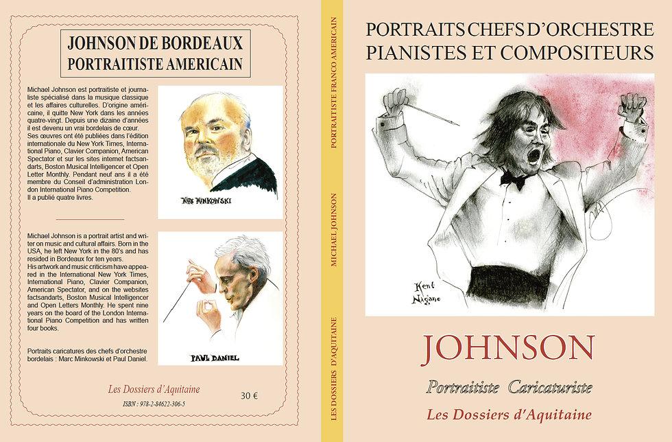 Recueil de portraits Johnson Les dossiers d'Aquitaine