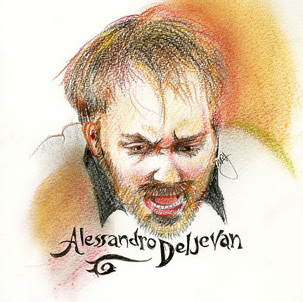 Pinaiste Alessandro Deljevan
