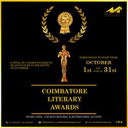 Coimbatore Literature Awards - 1 (1)