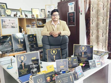 Coimbatore Literary Awards -Flying High!