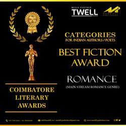 Coimbatore Literature Awards - Categorie