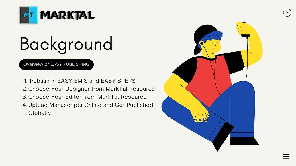 Overview of Easy Publishing