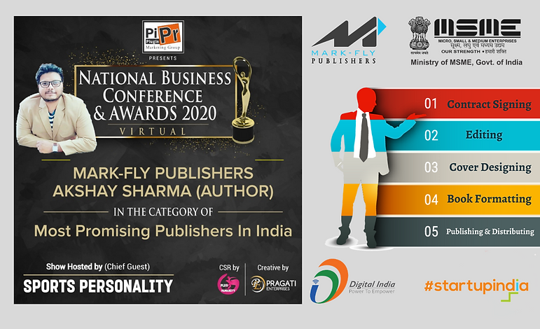Most Promising Publishers in India - Mar