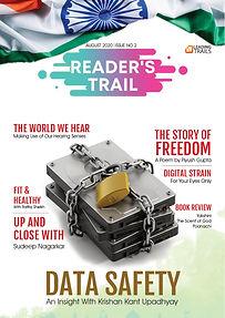 Reader's Trail Magazine- August Edition