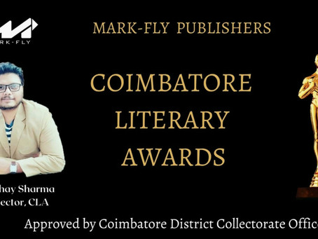 Coimbatore Literary Awards, Conducted Successfully!