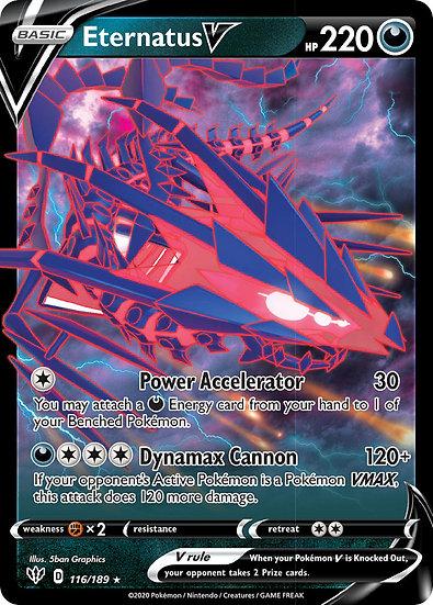 Eternatus V (Darkness Ablaze #116)