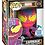 Thumbnail: Funko Pop! Marvel Carnage 678 Black Light (Funko Shop 2020 Limited Edition)