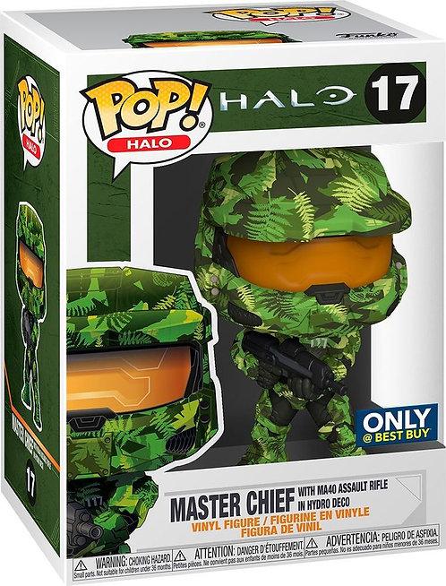 Funko Pop! Halo Master Chief 17 (Best Buy Exclusive)