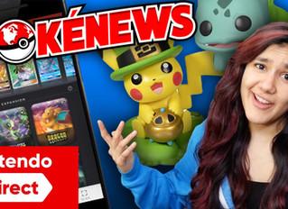 POKÉNEWS: PokeDex App, Pokemon Funko Figures & Nintendo Direct!