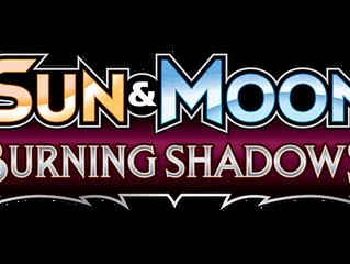 Burning Shadows Prerelease Info!