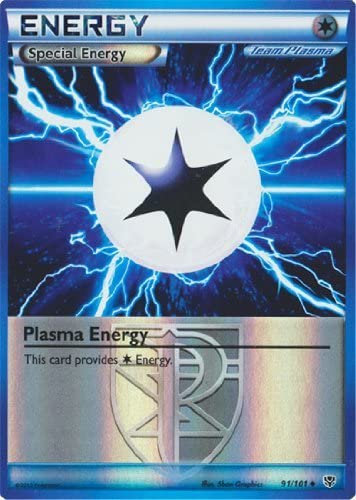 Plasma Energy Reverse (Plasma Blast #91)