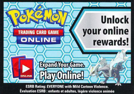 Kyurem Collection Box Code