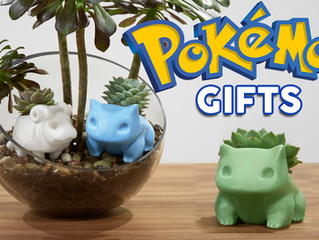 Top 10 Pokemon Gifts of 2018