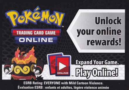 Emboar Collector's Tin Code