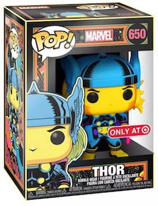 Funko Pop! Marvel Thor 650 (Target Exclusive)