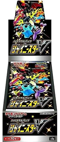 Shiny Star V Box Break - 1 Pack