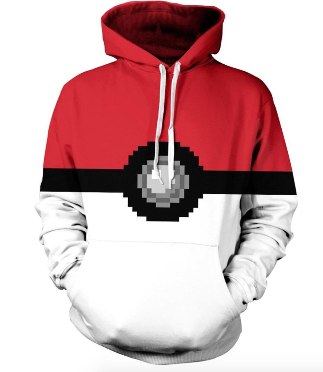 pokeball hoodie1