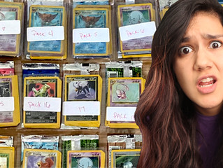 The LUCKIEST Manufacturing Error of ALL TIME! Pokémon's First Ever Vintage GOD BOX!