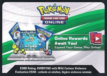 X&Y Evolutions Prerelease Box Code